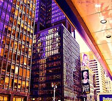 Broadway NYC heats up by Jane Neill-Hancock