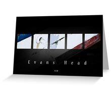 Harbour Colour - Evans Head Greeting Card