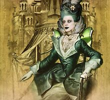 The Wormwood Queen by InsectsAngels