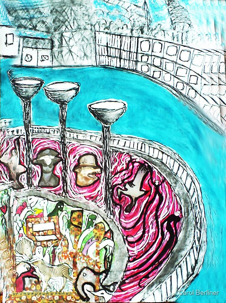 Wine Tasting in Sydney by Carol Berliner