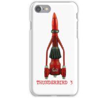 Thunderbird 3 iPhone Case/Skin