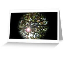 WeatherDon2.com Art 291 Greeting Card