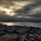 Dramatic Shore by pauldwade