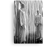 China Sculpture Canvas Print
