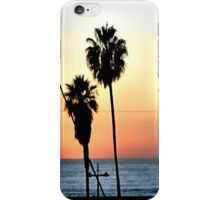 Thanksgiving Sunset iPhone Case/Skin