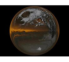 Cindy's Snow Globe's 7 Photographic Print