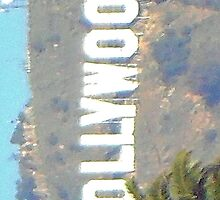 Hollywood Sign by yonni