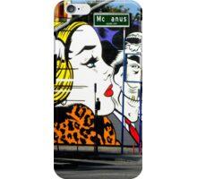 Mc Anus iPhone Case/Skin