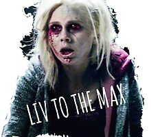 Liv To The Max, Ms. Moore by zombiecourtnee