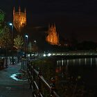 Cleve Walk, Worcester by Lissywitch
