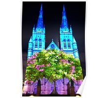 Tree Of Life | St. Mary's Cathedral Sydney | 2011 Poster