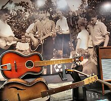 "THE BIRTH OF THE BEATLES..""THE QUARRYMEN"" .LIVERPOOL. UK. by ronsaunders47"