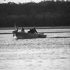 Boat ride by MiloAddict