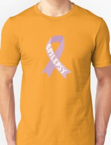 Epilepsy Awareness Ribbon Unisex T-Shirt