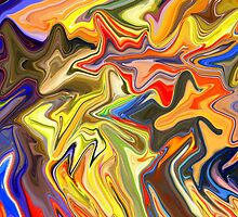 Just Abstract VIII by ChrisButler