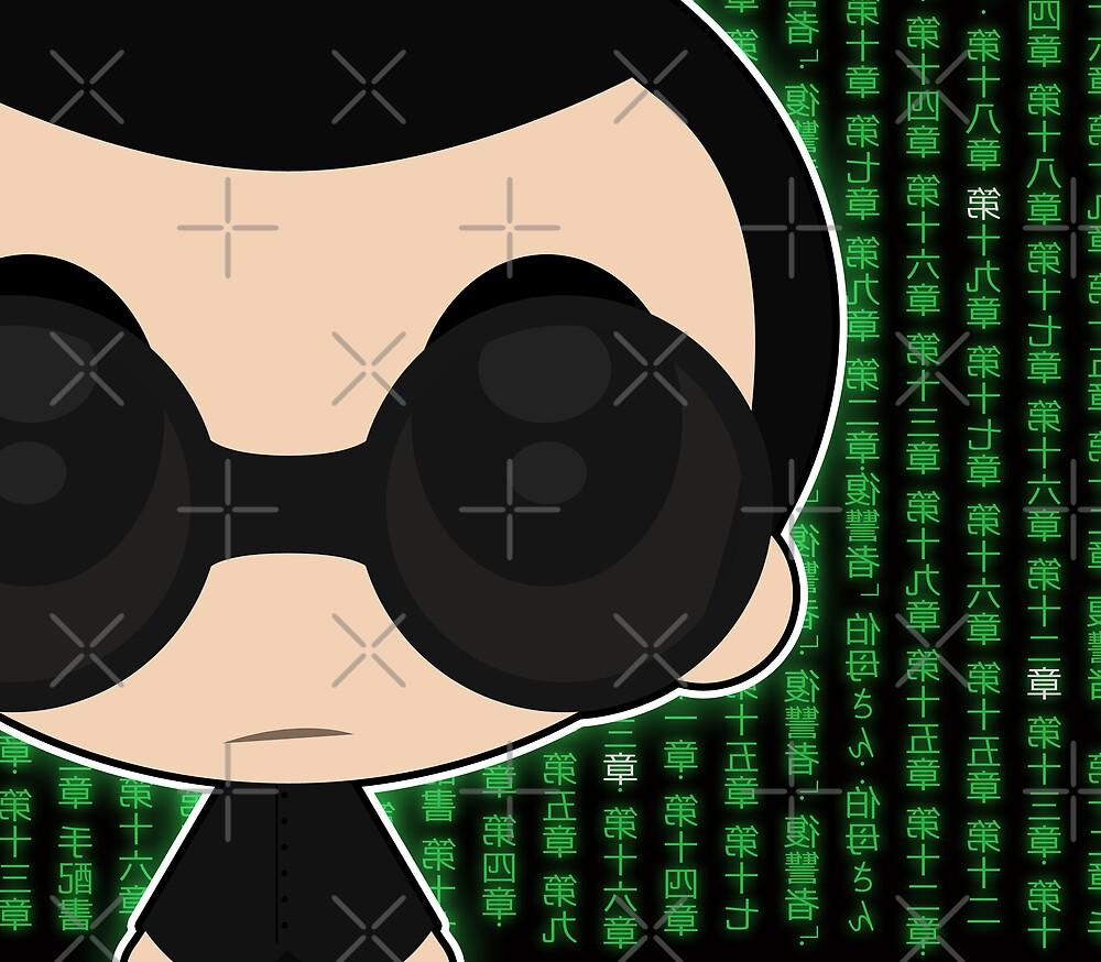 The Matrix by psygon