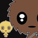 Chewwie! by psygon