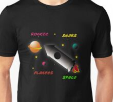 Zoom!!!!!! Unisex T-Shirt