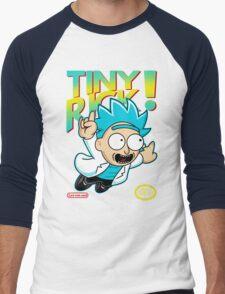 Let Me Out (less text) Men's Baseball ¾ T-Shirt