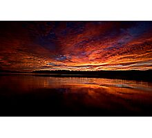 Marvel - Narrabeen Lakes, Sydney, Australia - The HDR Experience Photographic Print