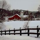 Pennsylvania Winter by Gordon  Beck