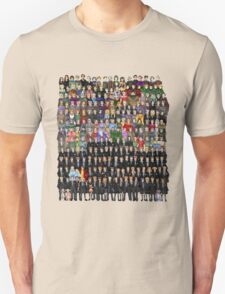 Harry Potter Characters Unisex T-Shirt