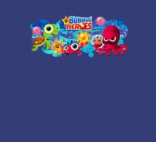 "Bubble Heroes ""Group Photo"" Unisex T-Shirt"