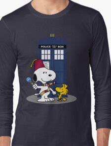Snoopy Who. Long Sleeve T-Shirt