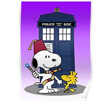 Snoopy Who. Poster