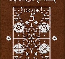 The Standard Book of Spells: Grade 5 by Serdd