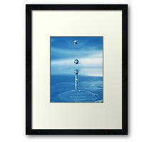 Blue Magic............ Framed Print