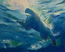 Polar Bear Swim by Michael Creese