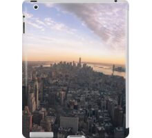 Empire State Building Sunset iPad Case/Skin