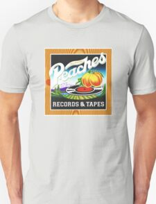 Peaches Records & Tapes T-Shirt