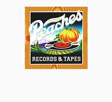Peaches Records & Tapes Unisex T-Shirt