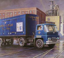 Tate and Lyle's Guy Warrior by Mike Jeffries