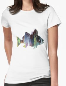 Perch  Womens Fitted T-Shirt