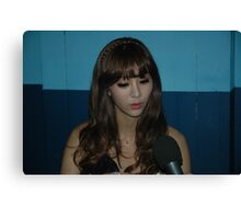 G.NA at United Cube 1 Canvas Print