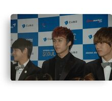 Dongwoon at United Cube 1 Canvas Print