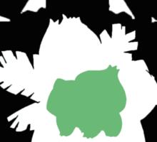 Bulbsaur_evolution Sticker