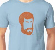 Red Beard Unisex T-Shirt