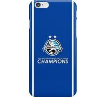FC Kansas City | 2015 NWSL Champions iPhone Case/Skin