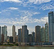 Panama City. by bulljup