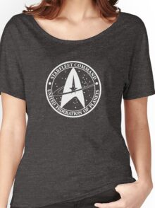 Star Trek - United Federation of Planets logo Women's Relaxed Fit T-Shirt