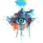 Woman's Eye by LuigiMrz