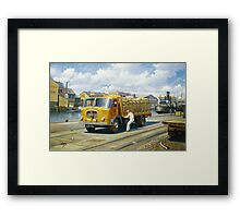Christoper Hill's Seddon Framed Print