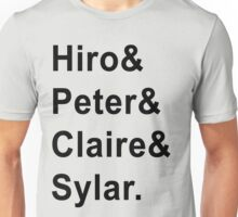 Heroes Jetset Tee Unisex T-Shirt