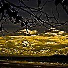 Unpredictable changes of mood sky...  by Kornrawiee