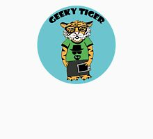 Geeky Tiger In a Bubble Unisex T-Shirt