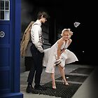 Doctor Who & Marilyn Monroe by Geeg